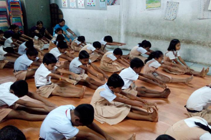 Amar Kor Vidyalaya-Yoga