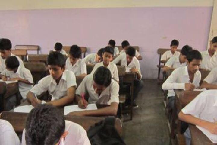 Anjuman I Islam s Badruddin Tyabji Urdu High SchoolClassroom