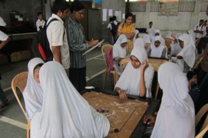 Anjuman I Islam s Badruddin Tyabji Urdu High SchoolIndoor Game