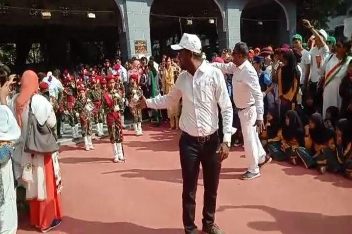 Anjuman I Islam s Badruddin Tyabji Urdu High SchoolRepublic Day