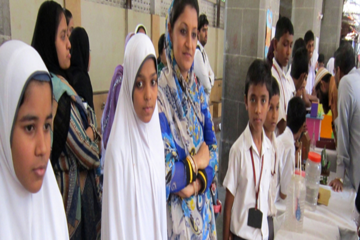 Anjuman I Islam s Badruddin Tyabji Urdu High SchoolScience Exhibition