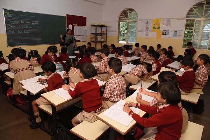 MES Kishora Kendra School-Class