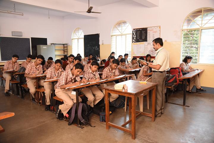 MES Kishora Kendra School-Classroom