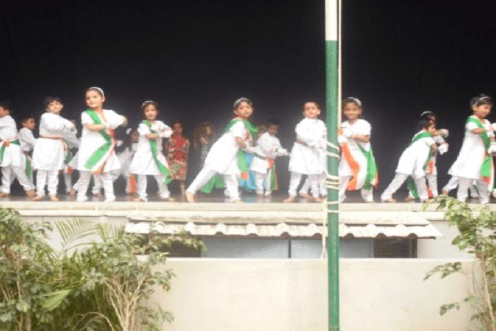 MES Kishora Kendra School-Republic Day
