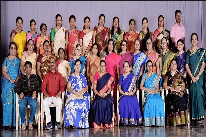 MES Kishora Kendra School-Staff