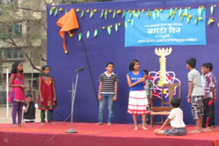 A V Goregaonkar English School-Independence Day