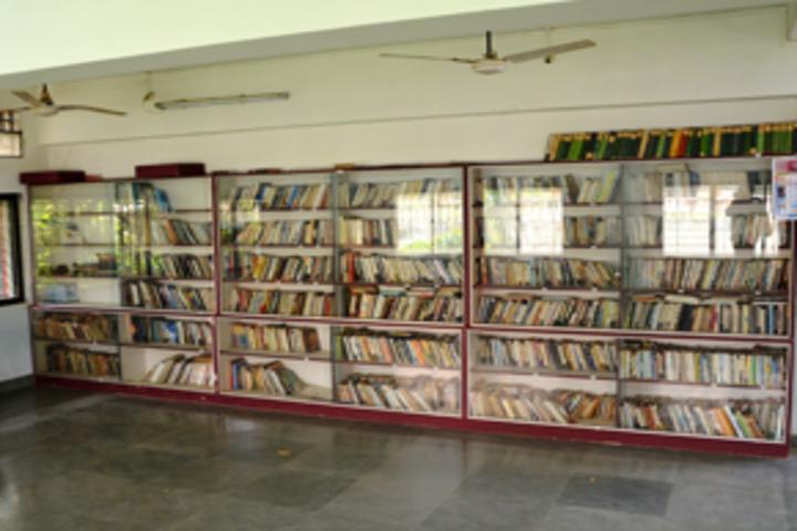 A V Goregaonkar English School-Library
