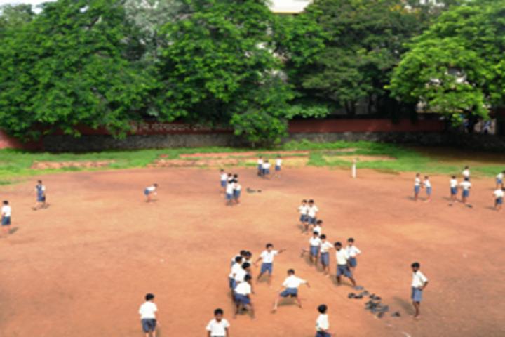 A V Goregaonkar English School-Play Ground