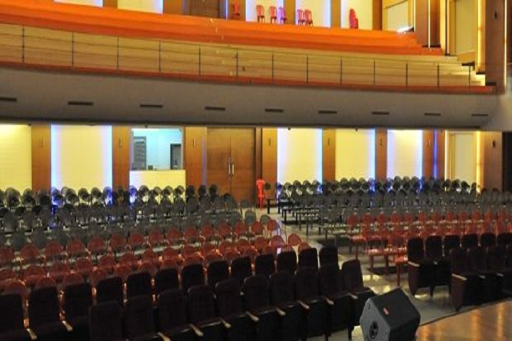 Mount Carmel PU College-Auditorium