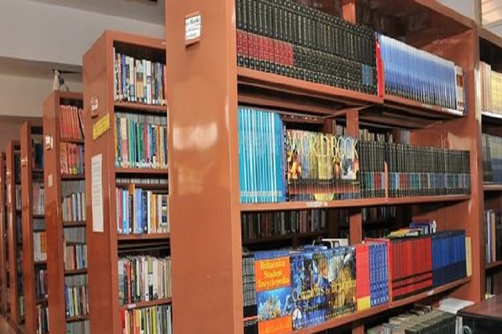 Mount Carmel PU College-Library