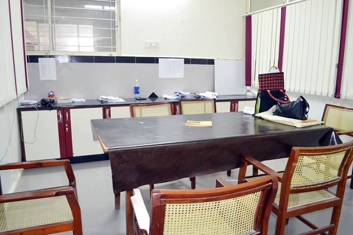 Mount Carmel PU College-Staff Room