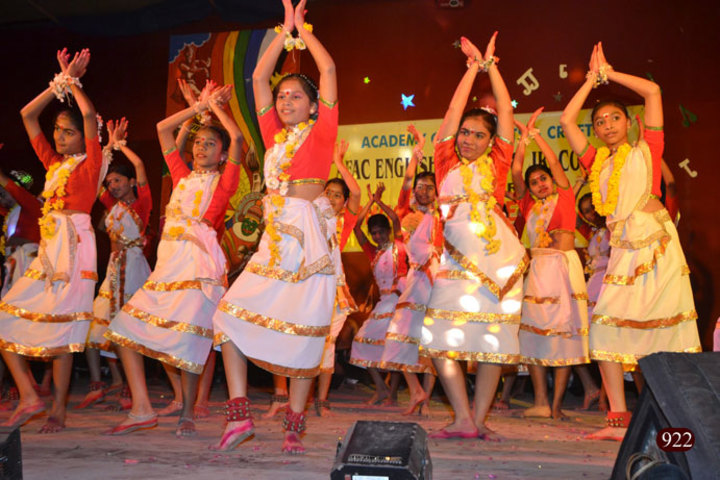 AFAC English School And Junior College-Cultural Fest