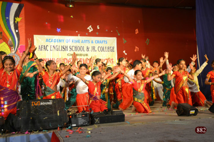 AFAC English School And Junior College-Dance