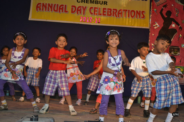 AFAC English School And Junior College-Foundation Day