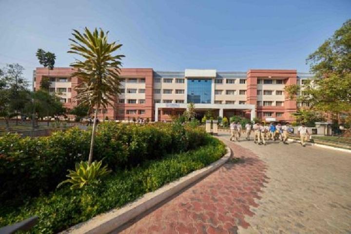 MS Ramaiah Composite Pre University College-Campus