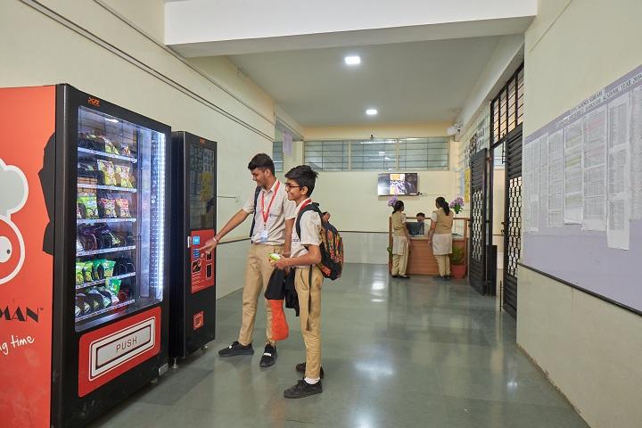 MS Ramaiah Composite Pre University College-Canteen