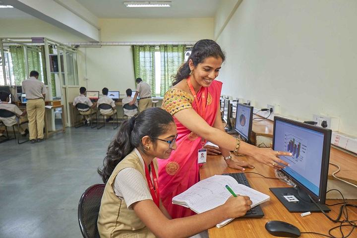 MS Ramaiah Composite Pre University College-IT-Lab1