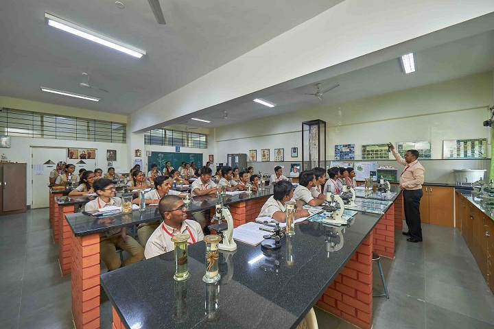 MS Ramaiah Composite Pre University College-Laboartory