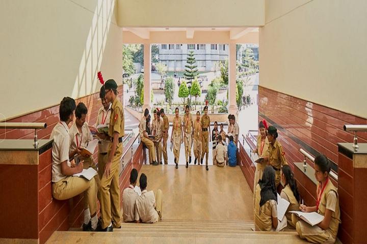 MS Ramaiah Composite Pre University College-NCC