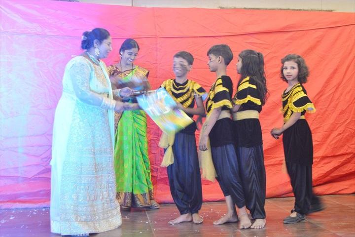 Aisha English High School And Junior College-Drama