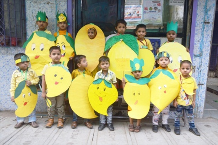 Aisha English High School And Junior College-Fruit Day