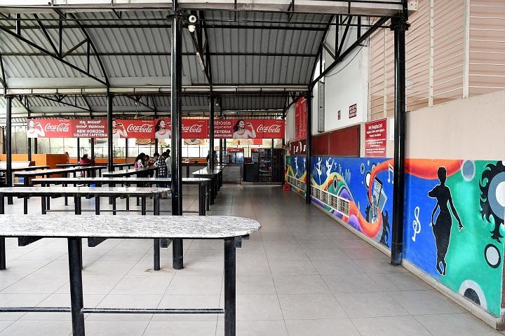 New Horizon Pre-University College-Canteen