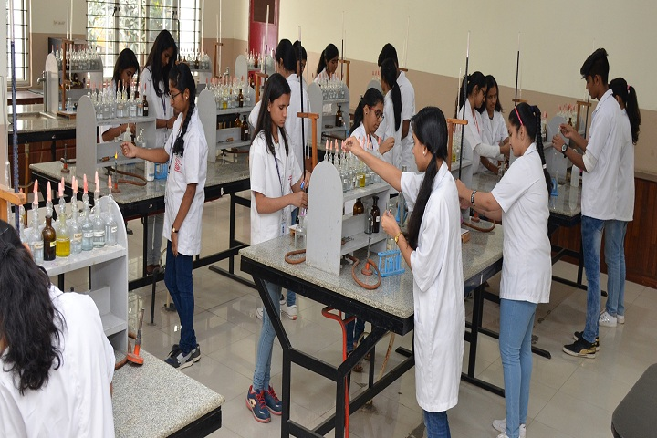 New Horizon Pre-University College-Chemistry-Lab