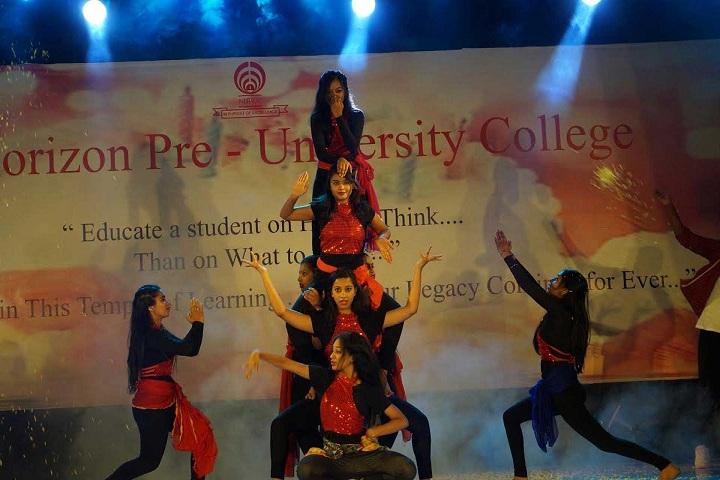 New Horizon Pre-University College-Dance
