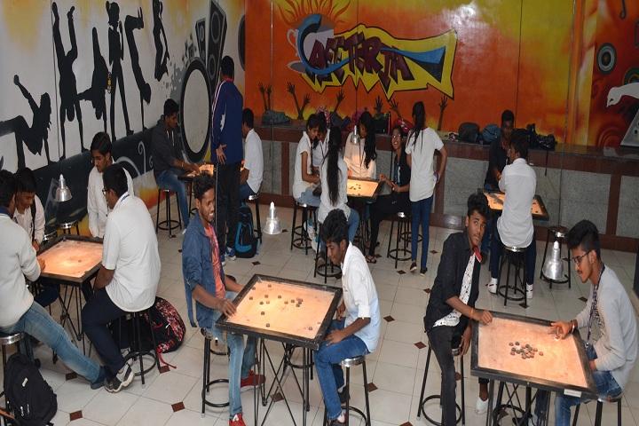 New Horizon Pre-University College-Games