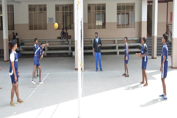 New Horizon Pre-University College-Sports