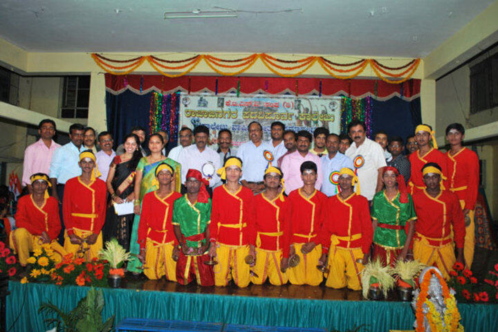 Rajajinagar Pre University College-Cultural Fest