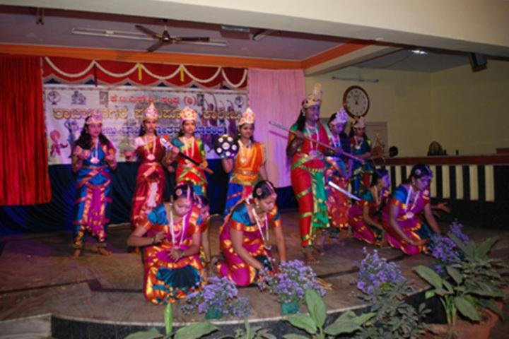 Rajajinagar Pre University College-Dance