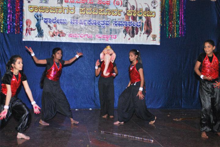 Rajajinagar Pre University College-Drama