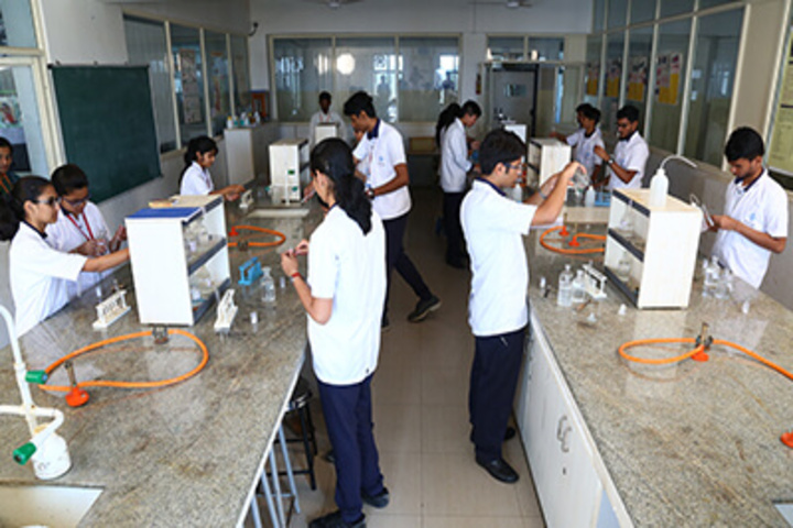 Reva Independent PU College-Chemistry Lab