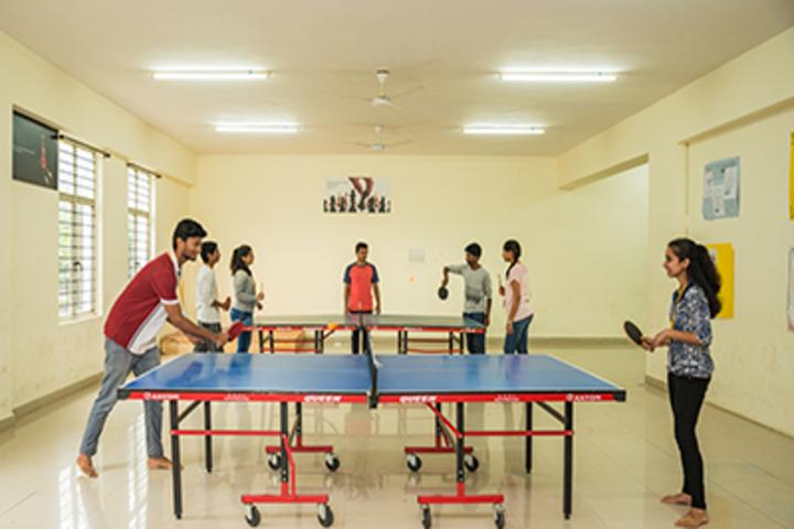 Reva Independent PU College-Indoor Games