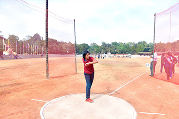 Reva Independent PU College-Sports
