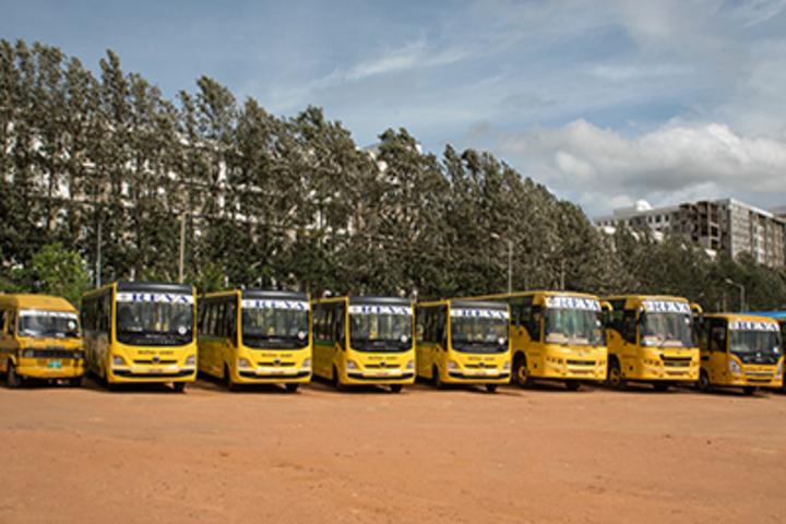 Reva Independent PU College-Transport
