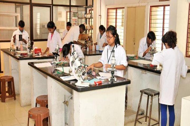 Sambhram Pre University College-Biology Lab