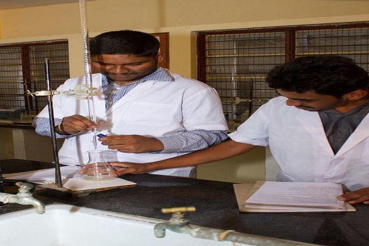 Sambhram Pre University College-Chemistry Lab