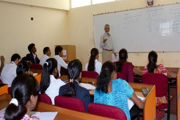 Sambhram Pre University College-Classroom