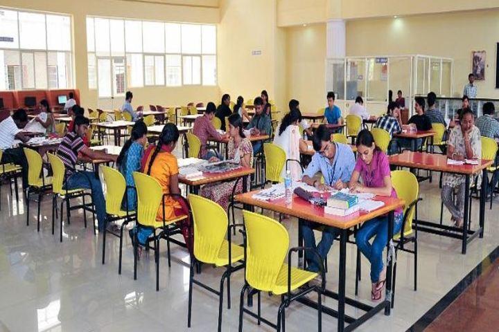 Sambhram Pre University College-Library