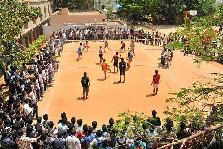 Sambhram Pre University College-Play Ground