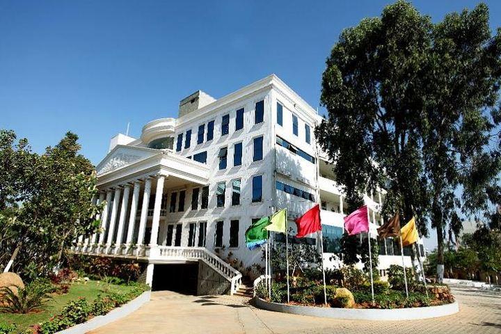 Sambhram Pre University College-School View