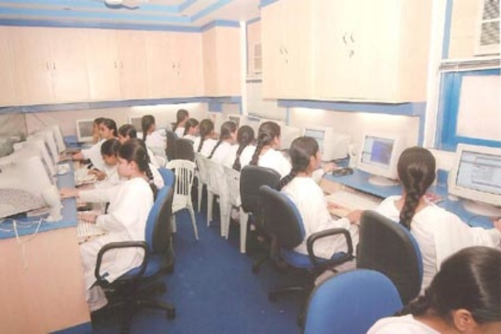 Anjuman I Islam S Saif Tyabji Girls High School And Junior College-Computer Lab