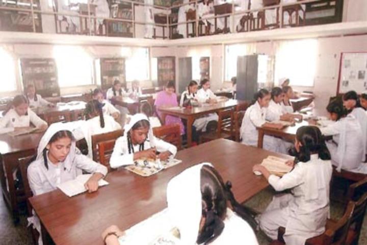 Anjuman I Islam S Saif Tyabji Girls High School And Junior College-Library