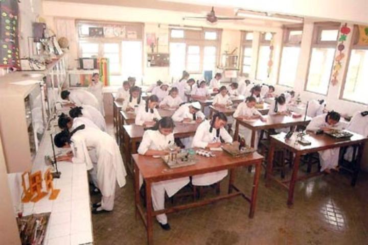 Anjuman I Islam S Saif Tyabji Girls High School And Junior College-Science Lab