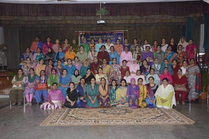 Anjuman I Islam S Saif Tyabji Girls High School And Junior College-Staff