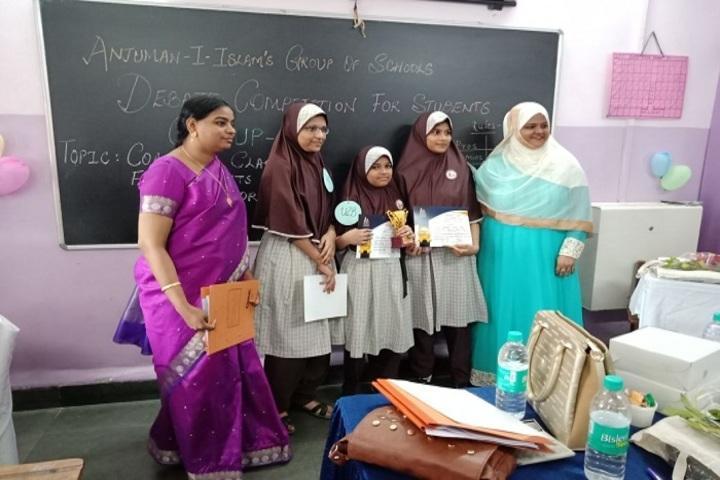 Anjuman I Islams Mustafa Fakih High School and Junior College-Achievement