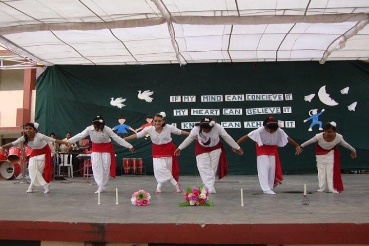 Holy Cross Senior Secondary School-Events