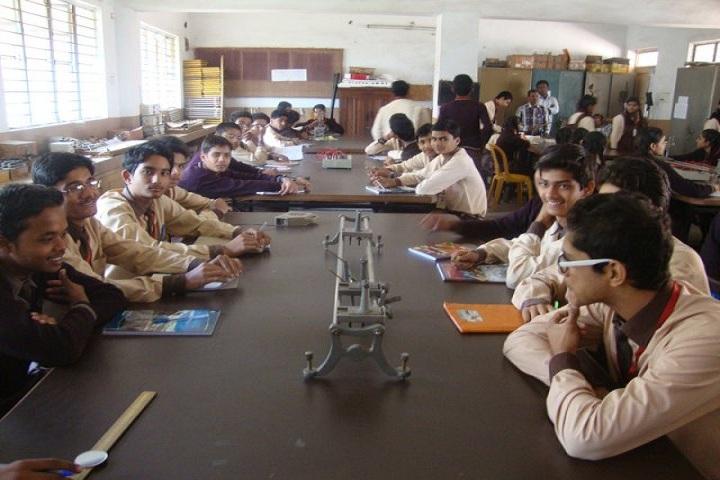 Holy Cross Senior Secondary School-Lab1
